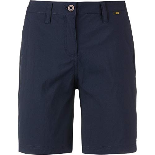 Jack Wolfskin Damen Desert Shorts, Midnight Blue, 40 (M)