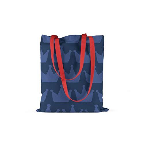 Bonamaison TRGCTBR101554 Carry-On Luggage, Canvas, Multicolore