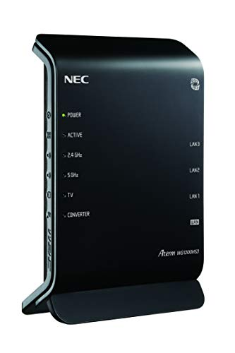 NEC Aterm WG1200HS3 PA-WG1200HS3