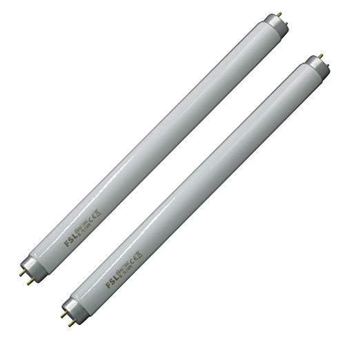10W Bug Zapper Glühbirne UV-Lampen 2 Packung, T8-Birne UV-Birne für 20W Bug Zappers, Mückenschutz, Home Pest Control UV-Leuchtröhre Ersatz für elektronische Lampe