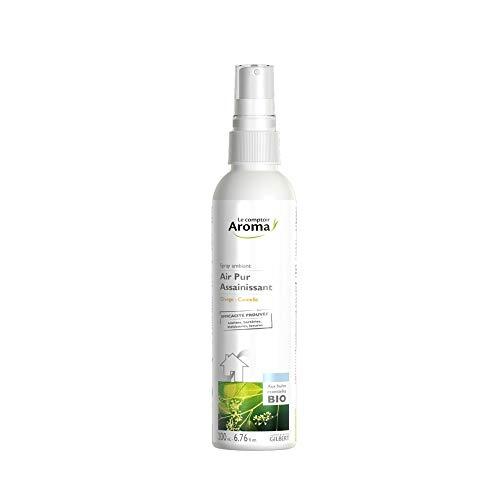 Le Comptoir Aroma Spray Ambiant Assainissant Orange-Cannelle 200 ml