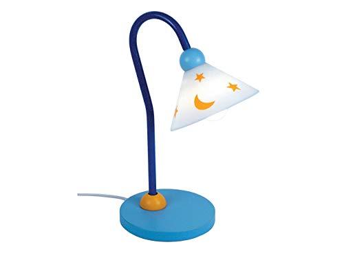 LED lampe de bureau pour enfants design Prince avec tuyau flexible pratique, les regards dans la chambre de votre enfant.