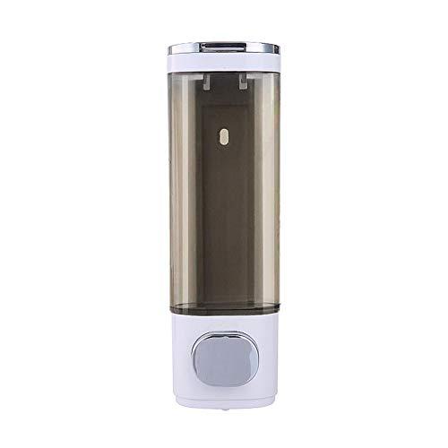 JADE KIT Dispenser Sapone da Muro, 400ml Hand Sanitizer Dispenser, Dispenser per Shampoo e Gel Doccia per Bagno, Hotel, Ufficio e Cucina