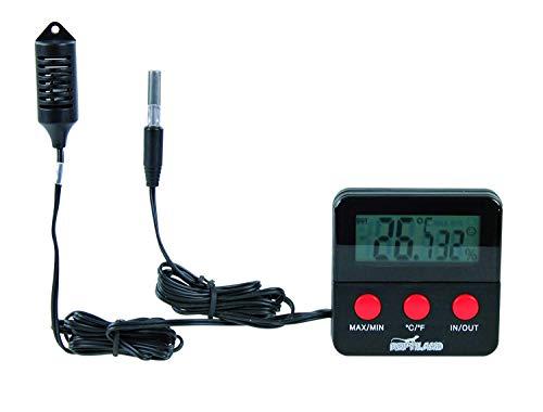 Trixie 76114 Digital Thermometer und Hygrometer für Terrarium, fernfühlend - 3