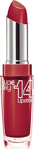 Maybelline New York Barra de Labios Superstay 14h, 540 Ravishing Rouge