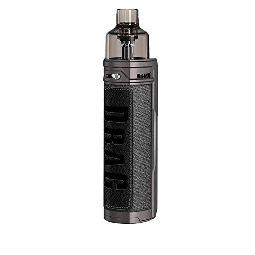VOOPOO Drag X Mod Pod Kit 80W 4.5ml PnP Pod Tank GENE.TT Chip E-cig Electronic Cigarette Vaporizer Pod System Vape Kit (Classic)