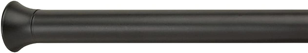 Umbra Chroma 54-Inch to 90-Inch Tension Rod, Matte Black