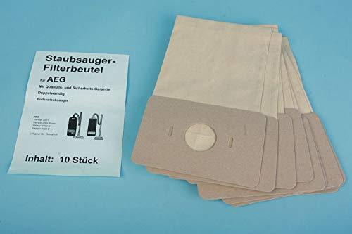 10 bolsas para aspiradoras AEG, Privileg Vampyr A 15: Amazon.es: Hogar