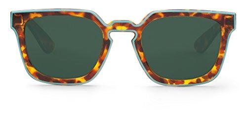Mr. Boho   Salesas   Blue / Cheetah Tortoise   -   Gafas de sol para hombre y mujer