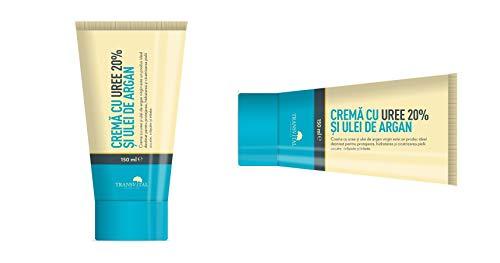 150 ml Harnstoff creme (UREA 20%) und Arganöl, fur Narbenentfernung, Ekzem, Keratose, Psoriasis, Hautausschläge, für trockene und rissige Haut