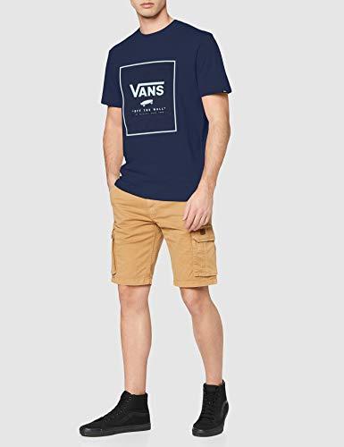 Vans Print Box T-Shirt, Vestito Blues-bay, M Uomo