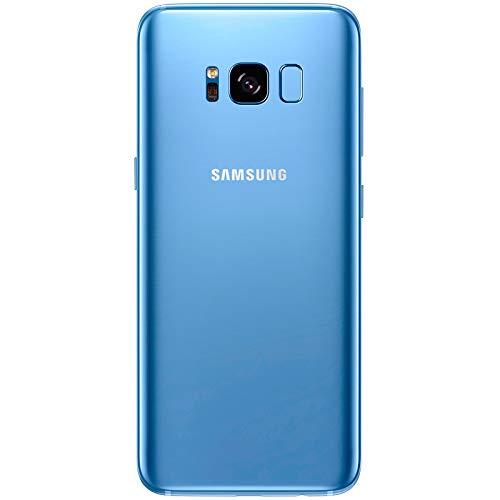 Samsung G950F Galaxy S8 64GB ohne Vertrag Coral-Blue