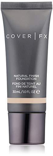 COVER FX Natural Finish Foundation - P20, 1 Fl Oz