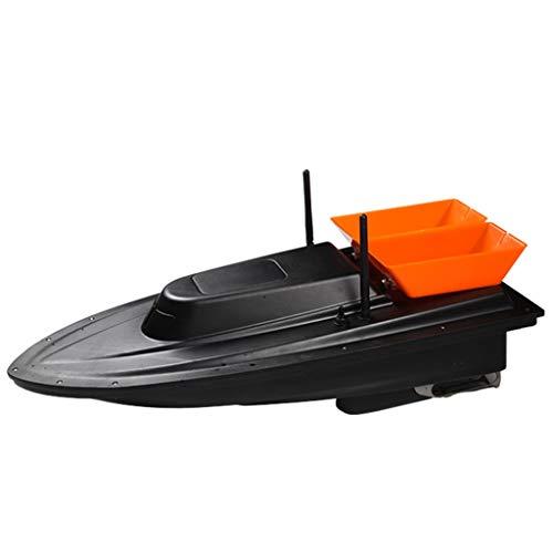 Telecomando con Esca per Barche Resistente al Vento Non ribaltamento Disegno a Doppio Magazzino Indipendente Pesca a Gancio Nave da Combattimento Attrezzatura da Pesca