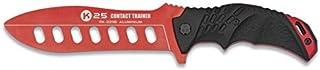 K25 K25-32181 - Cuchillo Entrenamiento. h Aluminio - Herramienta para Caza, Pesca, Camping, Outdoor, Supervivencia y Bushcraft