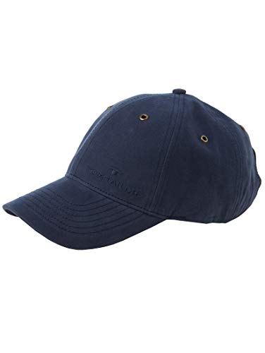TOM TAILOR Damen Gürtel & Riemen Baseball-Cap mit Stickerei navy,OneSize