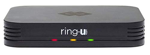 ring-u Hello Hub Small Business Phone System (PBX) and Service (VOIP). Up to 20 Lines and 50 Extensions. Keep Your Number! Set-up Easier Than a Wireless Router. $24.95 per Phone line.