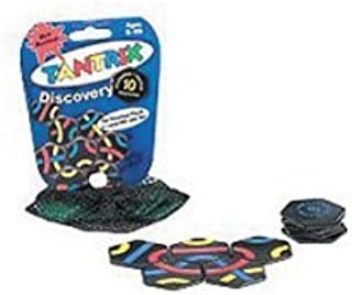 Family Games Tantrix Discovery 10 tiles Puzzle in Mesh Bag