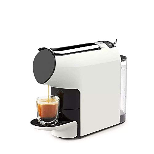 RONGW JKUNYU Coffee Kettle Capsule Espresso Coffee Machine Automatically Extraction Electric Coffee Maker Traditional Italian Bar Barista Style (Color : Photo Color, Size : Free size)