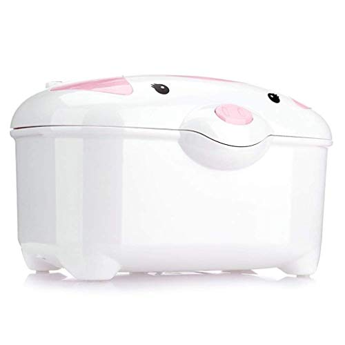 Jueven Cozy Wipe Warmer y dispensador |Moderno |Conveniente |Diseño aseado |Carga USB con Enchufe |Regalo de Bebe