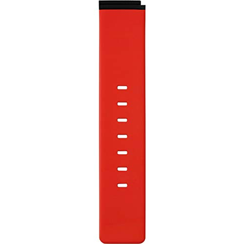 BERING Unisex Erwachsene Silikon Uhrenarmband PT-15540-BVRX1
