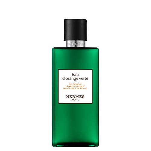 HERMES Eau d'Orange Verte Shower Gel Duschgel, 200 ml