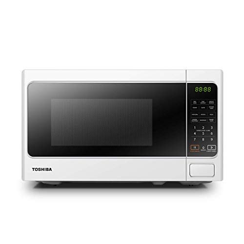 Toshiba 800 w 20 L Microwave Oven with 6 Preset Recipes, 11 Power Levels,...