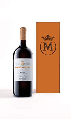 Marqués de Murrieta Reserva 2016. Magnum Caja Madera