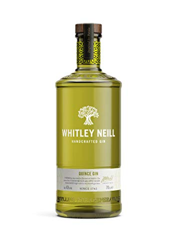 Whitley Neill Quince Gin 43 Percent 70 cl