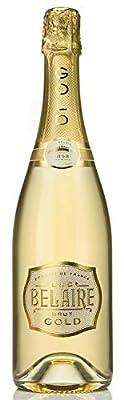Luc Belaire Brut Gold Sparkling Wine, 75 cl, BEL045