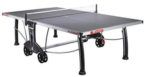 Cornilleau - Platinum Indoor/Outdoor Table Tennis Table - Gray 6 mm
