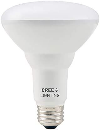 Cree Lighting Basic BR30 65W Equivalent LED Bulb 650 lumens Dimmable Soft White 2700K 15 000 product image