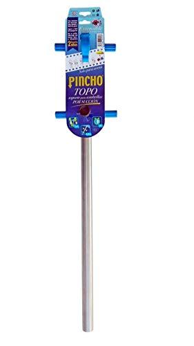 Soportes Plásticos PINCHO Topo ASPIRA LA Arena por SUCCION (79X17X8)