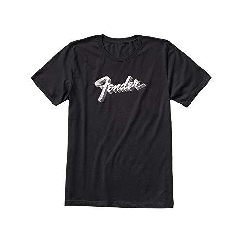 Fender© 3D Logo T-Shirt Black L