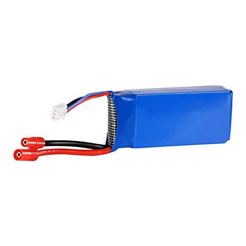 SZMYLED Batteria RC, batteria Lipo, batteria al litio da 7,4 V 2000 mAh, per SYMA X8C / X8W / X8G / X8HC / X8HW / X8HG Giocattoli per droni RC, pezzi di ricambio per droni Blu