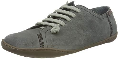 CAMPER Womens Peu Sneaker, Dark Gray, 41 EU