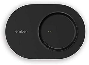 New Ember Temperature Control Smart Travel Mug 2 Charging Coaster, Black - Improved Design