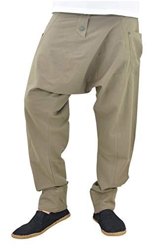 virblatt – Haremshose Herren als Hippie Alternative Kleidung - Freudentanz gr