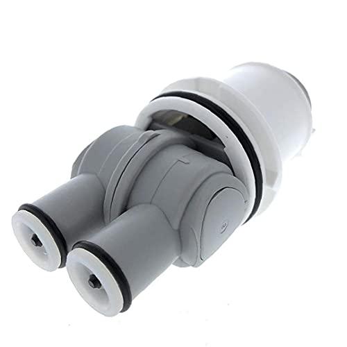 Ducha herramienta de alta calidad gris cartucho de la válvula Válvula universal cartucho de latón grifo del cartucho de recambio para RP46074 grifo Industrial
