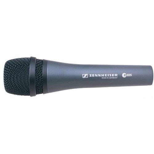 Sennheiser E835 Dynamic Cardioid Vocal Microphone