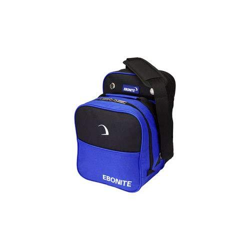 Ebonite 1 Ball Tasche COMPACT bright blue