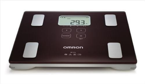 Omron Digital Scales/Body Fat Monitor BF214