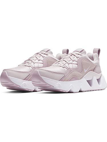 Nike Wmns Ryz 365, Zapatilla de Correr para Mujer, Barely Rose/White/Plum Chalk, 37.5 EU