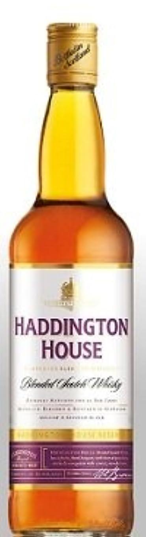 寄付する欠陥時系列ハディントン ハウス スコッチ ウィスキー Haddington House 700ml/12本.hn ケース重量:約13kg