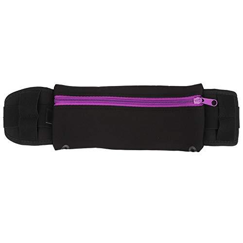 VGEBY Unisexe Sports Waist Bags Téléphone Portable Running Cycling Belt Sports Pockets Waist Pack Sac étanche léger(Sports Waist Bag)