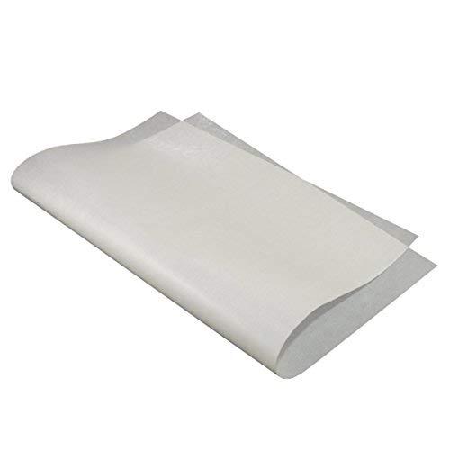 Generies A4 Pergamentpapier Hochtemperatur-Isolierpapier 210 mm x 297 mm 10 Stück