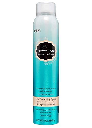 texturizing products HASK Hawaiian Sea Salt Dry Texturizing Spray 5oz, pack of 1