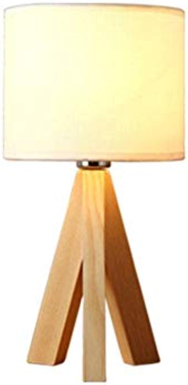 AIYA Moderne und einfache Holz - LED - Lampe Auge DEM japanischen Kreative massivholz Lampe Schlafzimmer Lampe