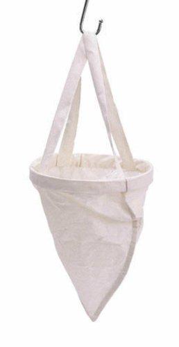 Kitchencraft Home Made Cotton Straining Bag