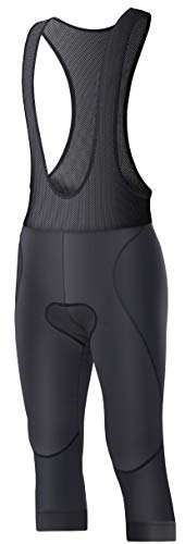 CEROTIPOLAR Thermal Fleece Cycling knicers, Bibs Tights, Bike Bibs Pants for Fall and Cold Winter